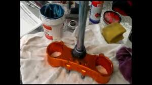 how to grease up steering stem on a ktm 250 exc f 2013 youtube