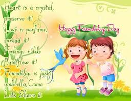 friendship day greeting cards 2012 u2013 sms latestsms in