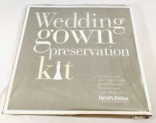 wedding dress storage box wedding gown preservation kit davids bridal dress storage retail