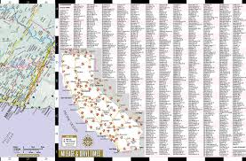 Streetwise Maps Streetwise California Amazon Co Uk Streetwise Maps