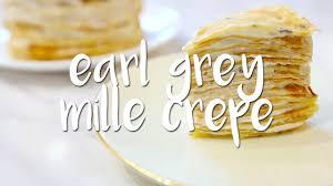 earl grey mille crepe cake peachy bunny bakes yum desserts