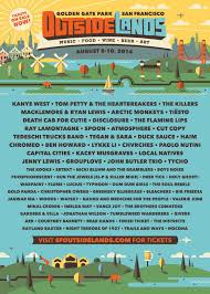 Outsidelands Map Outside Lands Tips And Tricks Love And Luggage