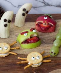 healthy halloween treats natures fare