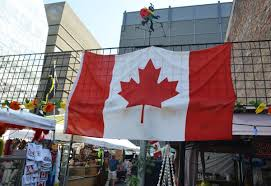 Canadian Flag History Facts Canada Day As I Walk Toronto