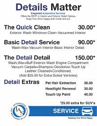 lexus service easton service department integrated automotive services inc easton