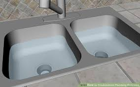 How To Fix A Slow Bathroom Sink Drain How To Troubleshoot Plumbing Problems 9 Steps With Pictures