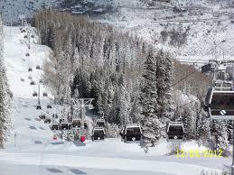 Vail Mountain Map Some Snow Returns U2013 Vail Mountain U2013 Sunday Dec 9th 2012 News