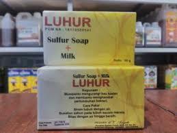 Sabun Belerang Di Apotik sabun sulfur sulfur soap sulfur soap luhur jual sabun sulfur