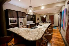 awesome brown kitchen cabinets indicates luxury kitchen decor