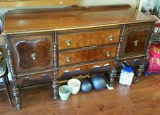 Vintage Buffets Sideboards Antique Sideboards U0026 Buffets Ebay