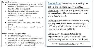 Declarative And Interrogative Sentences Worksheets Imp Int Exclam Sentences Hall Of Fame Writing Lesson Of The