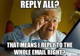 grandma finds the internet e mail storms know your meme