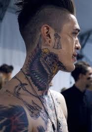 wings neck design idea for tattooshunt com