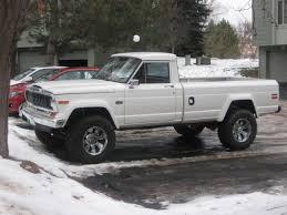 1988 lifted jeep comanche snowblind jeep registry