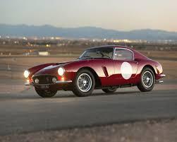 Ferrari California 1960 - 1960 ferrari 250 gt berlinetta competizione 3 800 000 usd