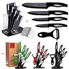 amazon com razor sharp anti germ premium kitchen knives