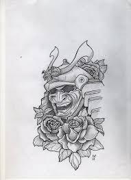 samurai mask design by cfens on deviantart