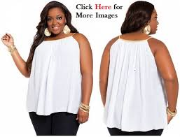 plus size white blouses plus size clothing for goodbuynowcom sales ypilbfac