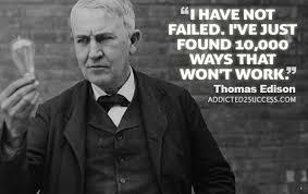 light bulb thomas edison light bulb quote when you have exhausted