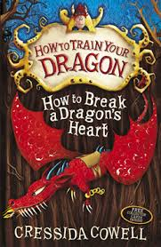 cressida cowell break dragons heart synopsis buy