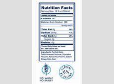 busch light nutrition facts miller lite carbs takvim kalender hd