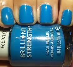 the polish diva revlon brilliant strength swatches and review