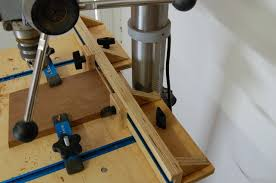 Drill Press Table Drill Press Table For Woodworking The Apprentice And The Journeyman