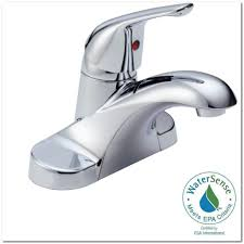 delta single handle lavatory faucet sink and faucet home