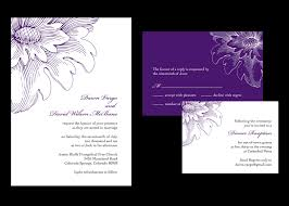 Invitations With Response Cards Free Wedding Invitation Templates Free Wedding Invitation