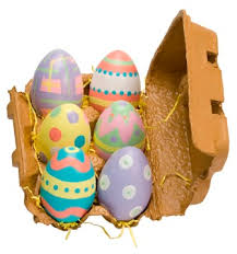 wooden easter eggs vegan easter egg alternatives nerdy with children