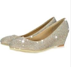 wedding shoes low wedges 2013 new arrival rhinestone shoes pumps diamond low heel women s