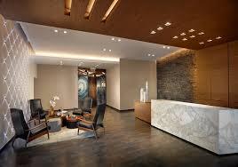 Reception Desk Miami Rs3 Designs Bc Architects Interior Design Miami Midtown
