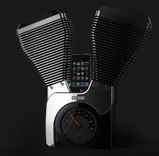 cool looking speakers denon cocoon airplay docks harley davidson ipod speaker are cool