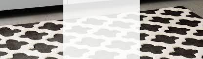 tappeti moderni bianchi e neri tappeti bianco e nero vendita di tappeti bianconeri