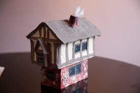 build a model of a tudor house house style pinterest