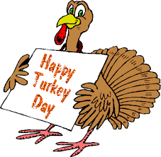 thanksgiving day pictures of turkeys free clip