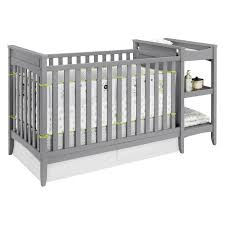 Changing Table Crib Baby Relax 2 In 1 Convertible Crib And Changing Table Combo