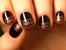 Nail Art Lace Design Insram Nail Art Designs 18 Best Accounts To Follow On Babble