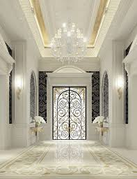 Luxury Interior Design For An Entrance Lobby By IONS DESIGN Www - Home luxury design