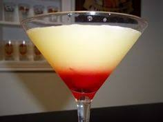 pineapple upside down cake martini martini recipes pinterest
