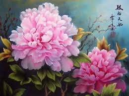 Japanese Flowers Paintings - 4632 best sweet realistic art inspirations images on pinterest