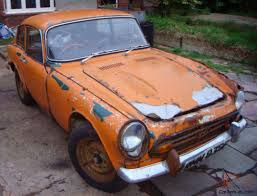 honda s800 honda s800 huge job lot of parts plus mk 1 car