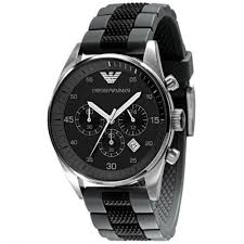 armani watches bracelet images Mens armani watch strap ebay JPG