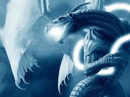blue eyes white dragon backgrounds hd wallpaper wiki