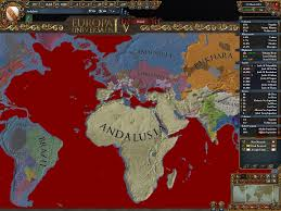 Red Sea World Map by My Andalusia Ignore The Red Sea Eu4