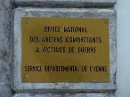bureau ancien combattant office national des anciens combattants et victimes de guerre