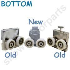 Replacement Shower Door Wheels Replacement Shower Door Rollers Sdr M5 B