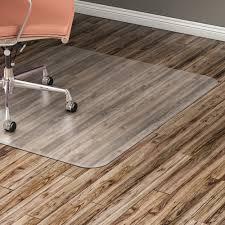 Chair Mats For Laminate Floors Lorell 69169 Hard Floor 60