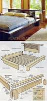 Easy Diy Platform Bed Frame by Platform Bed Plans Furniture Plans And Projects Woodarchivist