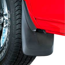 nissan frontier mud flaps power flow new pro fit mud flaps splash guard set of 2 front or